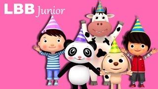 Birthday Song | Original Songs | By LBB Junior