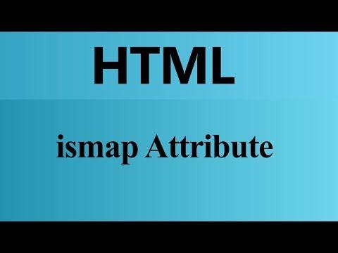 85. Ismap Attribute In HTML (Hindi)