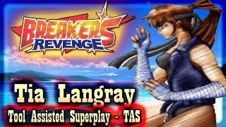 【TAS】BREAKERS REVENGE - TIA LANGRAY
