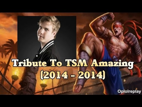 Tribute To TSM Amazing (2014-2014)