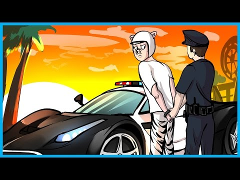 I GOT ARRESTED!! (NOT CLICKBAIT) - The Crew: Calling All Units DLC Funny Moments Gameplay!! |
