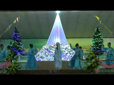 Diễn Nguyện Canh Thức Giáng Sinh 2014, tại TTHH.Đức Mẹ Tân Hiệp (Pet.Phi Sơn)