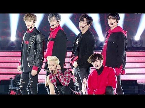 《BOF》 GOT7 (갓세븐) - Hard Carry (하드캐리) @인기가요 Inkigayo 20161030