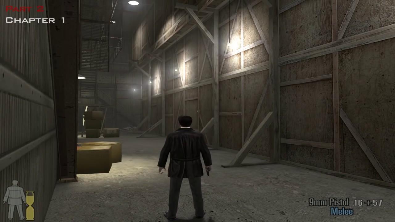 Max Payne 2 Secrets Hidden Stuff And Glitches HD