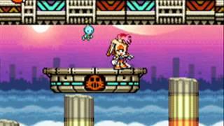 Sonic Advance 3 - Zone 7: Chaos Angel + Final Boss