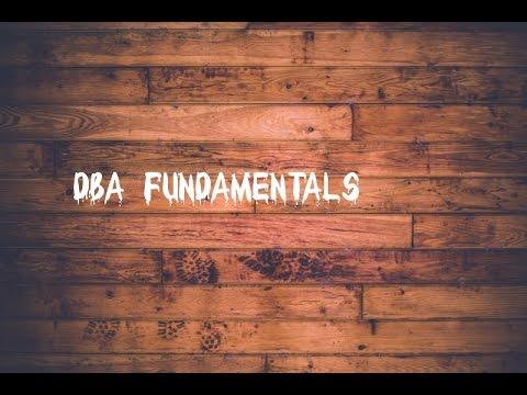 DBA Fundamentals: MTA Exam 98-364