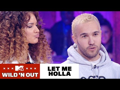 Pete Wentz Will 'Fertilize' Your Eggs | Wild 'N Out | #LetMeHolla