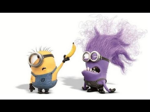 Evil Minion Wants Banana - DESPICABLE ME 2 - Steve Carell, Chris Meledandri