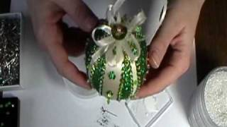 'Four Leaf Clover' Ornament