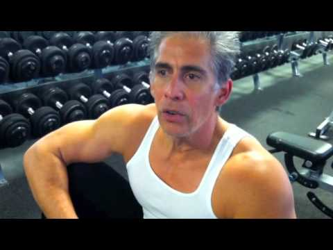 Inside Over 50's Natural Bodybuilding - Part 2 - YouTube