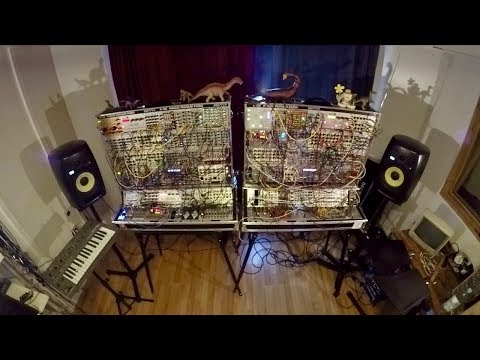 Ströme live in the studio