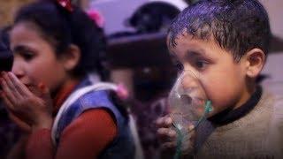 Международное сообщество осуждает применение Сирией химического оружия