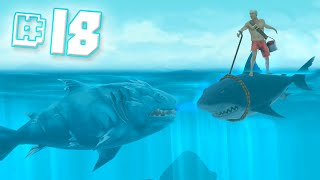 Ice Shark!! || Hungry Shark Evolution - Ep 18