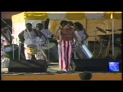 """G.B.T.V. CultureShare ARCHIVES 1993: BRAZILIAN CULTURAL GROUP """"Capoeira""""  (HD)"""