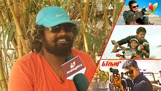 Theri has terrific fight sequences for 3 Vijays : Dhilip Subbarayan Interview