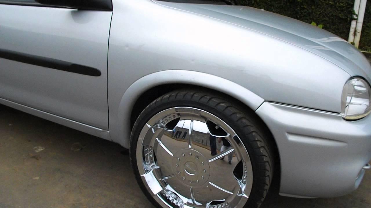 Corsa rodas 18 anapolis