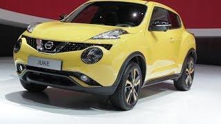 Nissan Juke - Salon auto Genève 2014