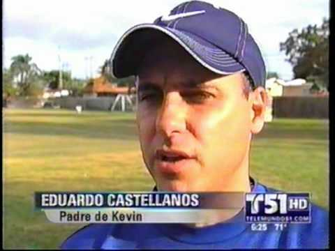 kevin castellanos on telemundo51