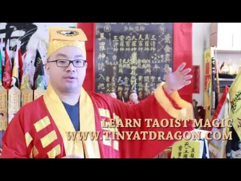 How to Make a Taoist Altar - Taoist Magic