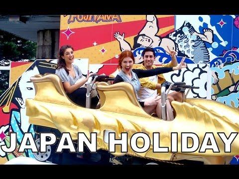 Japan trip: Tokyo, Kyoto, Hiroshima and Osaka holiday!