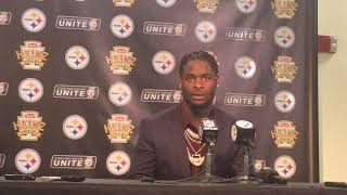 Le'Veon Bell reflects on stiff arm vs. Cincinnati Bengals' Dre Kirkpatrick