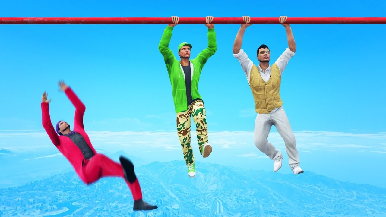 Download Hold On To The TIGHTROPE OR DIE! (GTA 5)