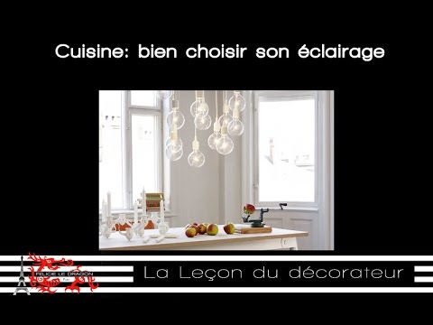 cuisine bien choisir son clairage youtube. Black Bedroom Furniture Sets. Home Design Ideas