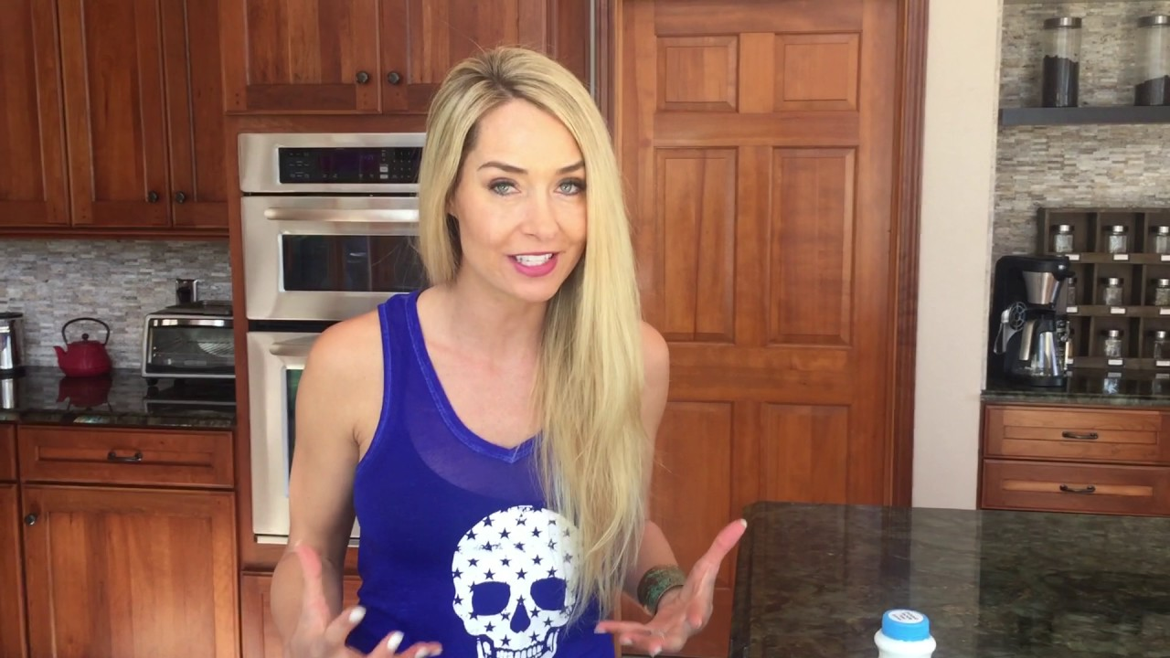 Danette May On Probiotics Youtube