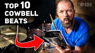 Top 10 Cowbell Drum Beats Every Drummer Should Know