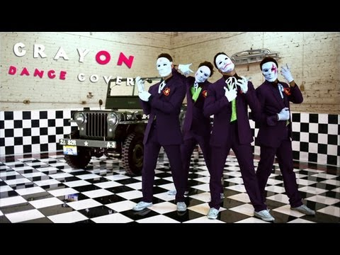 LOkY - CRAYON by G-DRAGON (지드래곤) Dance Cover Mexico