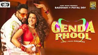 Genda phool mp3 song download hindi in your smart phones and pc with best quality sound. latest album of badshah ft jacquelinefernandez 2020 genda...