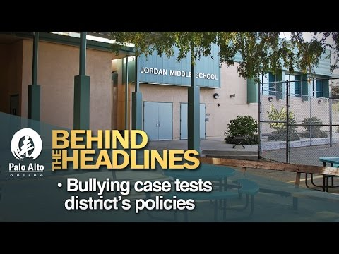Behind The Headlines - Bullying Case Tests District's Policies
