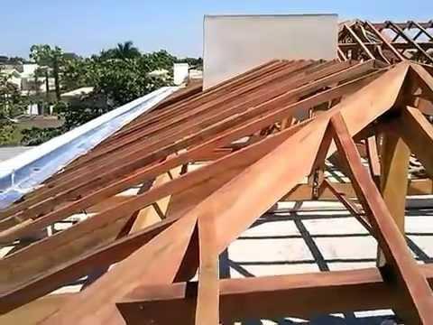 Famosos telhado com agua furtada - YouTube LT46