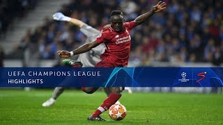 UEFA Champions League | FC Porto vs Liverpool | Highlights
