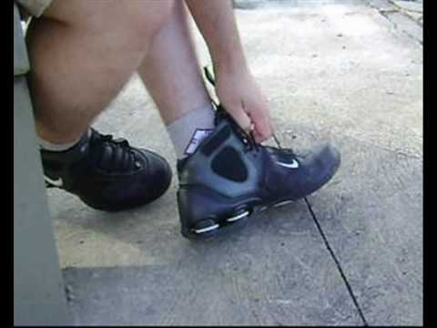 7d9259baca12fb Nike Shox Elite TB - YouTube