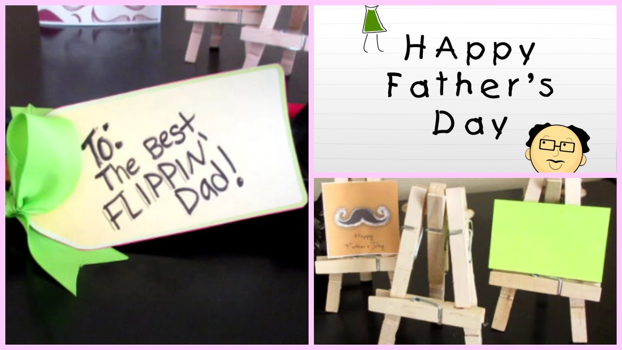DIY- Last Minute Father\'s Day Gift Ideas with GraphicStock - YouTube