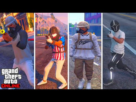 TOP 4 EASY CLOTHING GLITCHES AFTER PATCH 1.50! ( GTA 5 ONLINE )