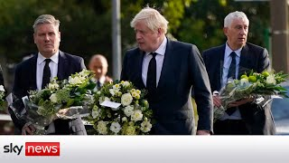MP killing: Party leaders unite to pay tribute to Sir David Amess