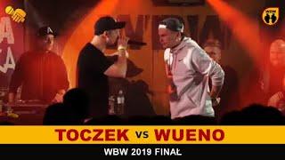 Wueno  Toczek  WBW 2019 Finał (freestyle rap battle)