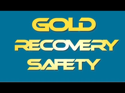 Gold Refining PT #1 Safety, Equipment & Chemicals