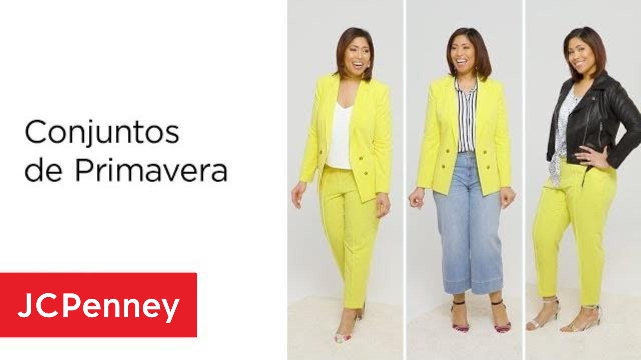ae5005bac Outfits de Primavera  Cómo Combinar Ropa de Mujer