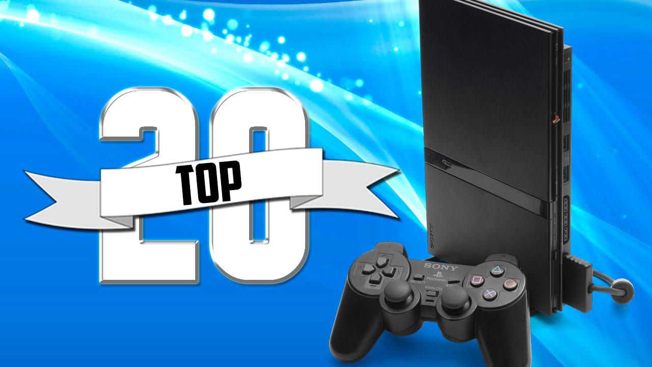 TOP 20 - JOGOS DE PLAYSTATION 2