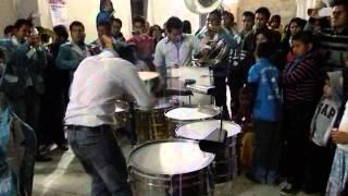 Banda Aires del Pacifico en San Pablo Huitzo Festividad 2014