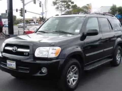 2005 Toyota Sequoia At Rancho Chrysler Jeep Dodge