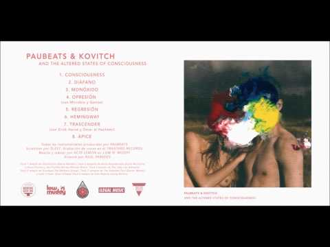 PauBeats & Kovitch and the altered states of consciousness (TRABAJO COMPLETO)