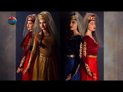 Армянские народные танцы-Кочари,Берд,Узундара...