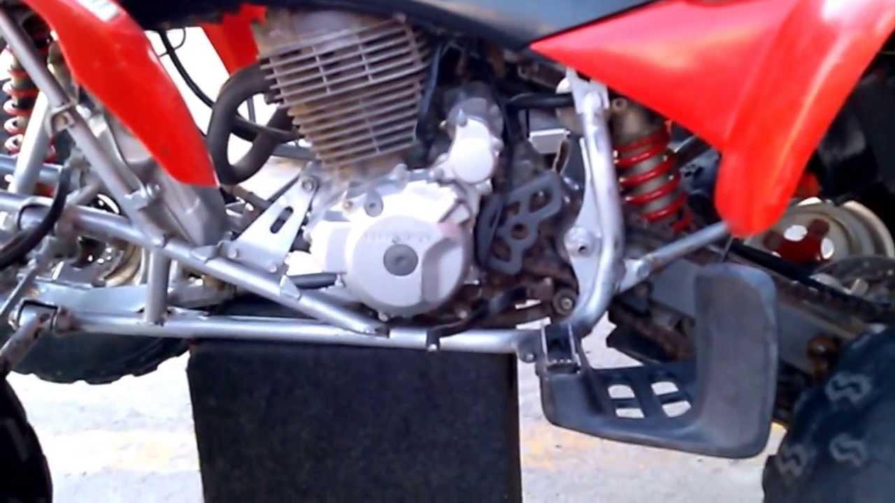 Yamaha Grizzly 450 >> TIJUANA VENDO CUATRIMOTO HONDA TRX 400 EX - YouTube