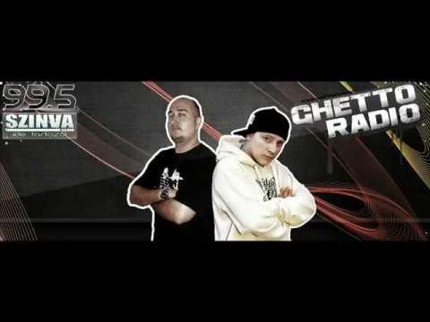 Ghetto Radio 2014 - DopeMan Interjú (05.25.) @ Szinva Radio Miskolc