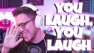 The Fastest Failed Try Not To Laugh Challenged