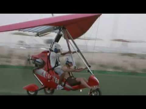 Eagle Trike fliegen in Dubai